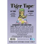Tiger Tape 14 9 Lines