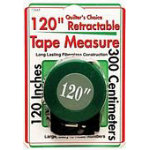120 Retractable Measuring Tape