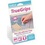 True Grips (Non-Slip Adhesive Rings) 15 small/15 large