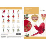 CD A Festive Season OESD Machine Embroidery