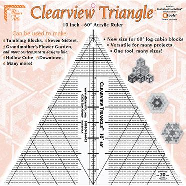10 ClearView Triangle