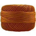 Perle Cotton - Dark Golden Brown