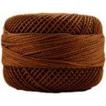 Perle Cotton - Very Dark Golden Brown