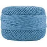 Perle Cotton Sz12 10gm MEDIUM BABY BLUE
