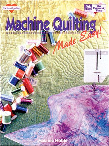 Machine Quilting Made Easy