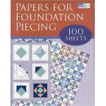 8759 Papers For Foundation Piecing