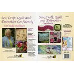 Sew Craft Quilt and Embroider Confidently with Sulky