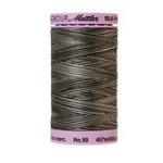 Silk Finish Multi Cotton 500yds 9085-9861 Charcoal