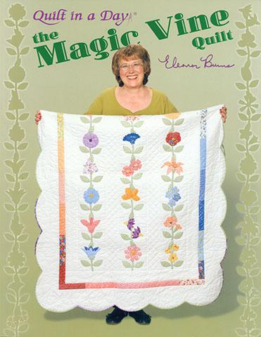 The Magic Vine Quilt The Magic Vine Quilt
