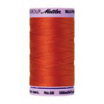 Silk Finish Cotton 50wt 500m 5ct PAPRIKA