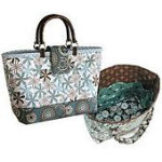 Miranda Day Bag Pattern by Lazy Girl Designs