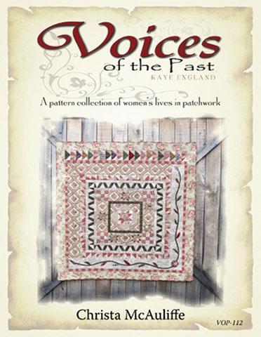 Voices Past Christa McAuliffe
