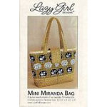 Lazy Girl Designs: Mini Miranda Bag Pattern
