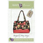 Bow Tucks Tote ps008