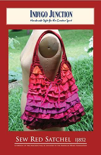 Sew Red Satchel