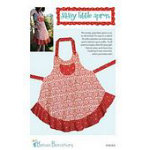 Cabbage Rose Sassy Little Apron