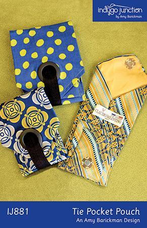 Tie Pocket Pouch