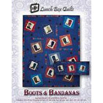 LUNCH BOX QUILTS BOOTS & BANDANAS