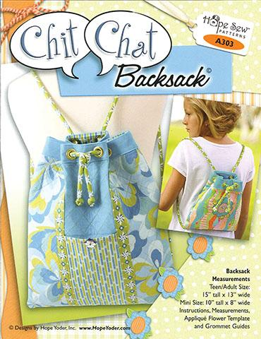 Chit Chat Backsack