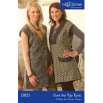 Over The Top Tunic - Pattern