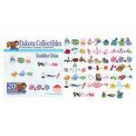 Toddler Trios - Dakota Collectibles Embroidery Design Collection