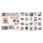 Kitchen Talk - Dakota Collectibles Embroidery Design Collection