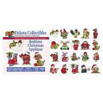 Bedtime Christmas Applique - Dakota Collectibles Embroidery Design Collection