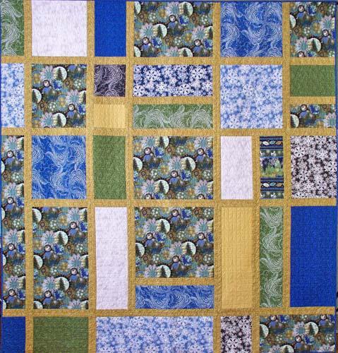 Urban Trail Quilt Pattern by Esch House Quilt