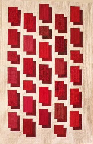 Shadow Boxes Quilt Pattern by Esch House Quilts