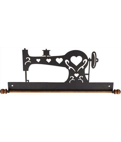 16 Sewing Machine Fabric Hldr Char