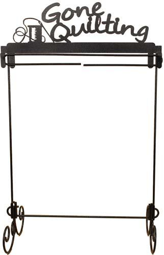 12x14 Table Stand Charcoal-No Header