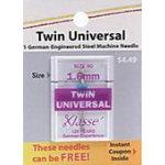 Klasse Needles Twin Universal 1.6MM/80 disc
