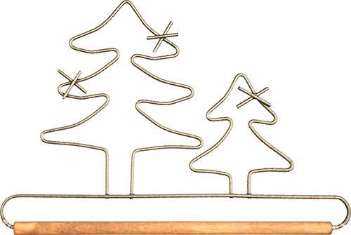 6 Evergreen Tree Hanger