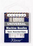 Klasse Needles- Universal Assorted