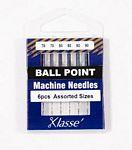 Klasse Needles- Ball Point Assorted