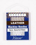 Klasse Leather Assorted 6 Needles