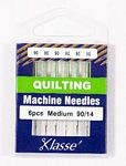 Klasse Quilting 90/14 6 Needles 5 Cassettes