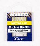 Klasse Metallic Assorted 6 Needles
