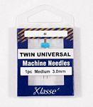 Klasse Twin Universal 3.0/80 1 Needles