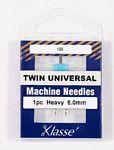 Klasse Twin Universal 6.0/100 1 Needle