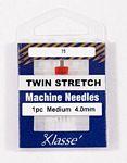 Klasse Twin Stretch 4.0/75 1 Needle