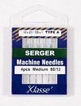 Klasse Serger 16X231 80/12 4 Needles