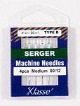 Klasse Serger 81X1 80/12 4 Needles