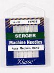 Klasse Serger HAX1SP 80/12 4 Needles