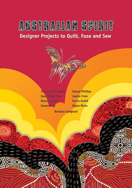 Australian Spirit Project Book