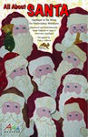 Advent Santa Machine Embroidery Designs