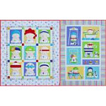 Babies Quilt Kit (pre-fused applique)