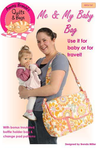 Me & My Baby Diaper Bag Me & My Baby Diaper Bag