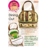 ABQ Dining Out (Bag Pattern)