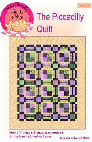 Piccadilly Quilt Piccadilly Quilt Pattern
